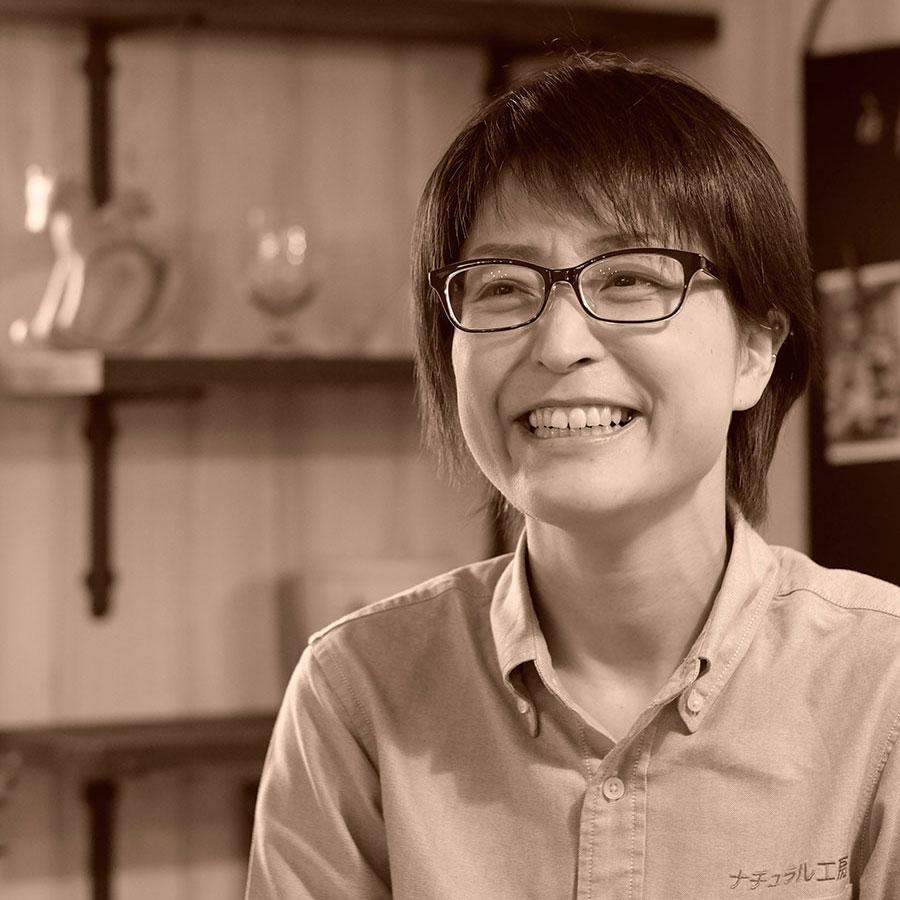 営業 細田 理英