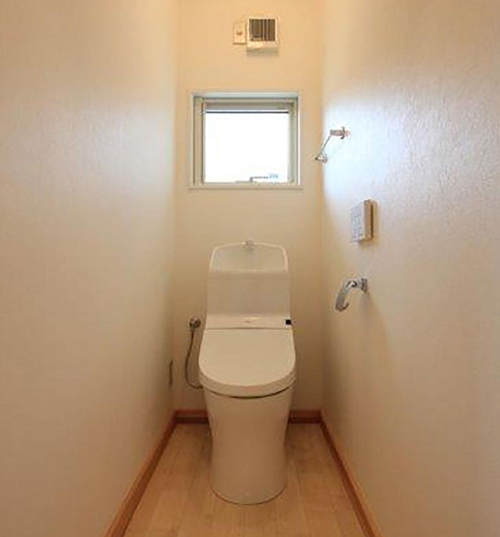 C様邸 施工後トイレ