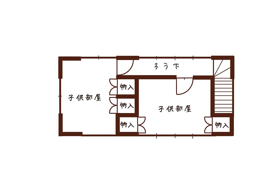 M様邸 ビフォー(2F)