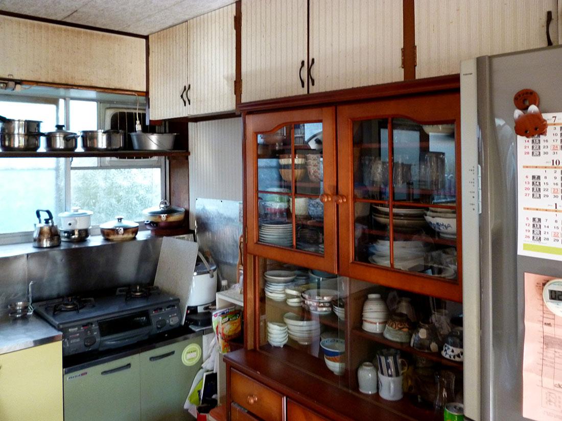 O様邸 施工前のキッチン