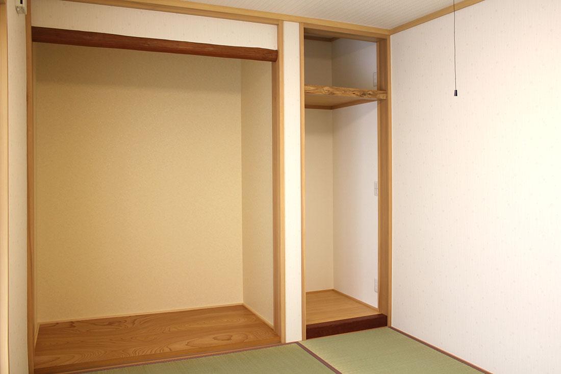 M様邸 施工後の和室