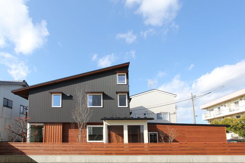 酒田&鶴岡の注文住宅natural styleモデルハウスのイメージ