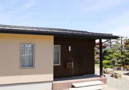 naturalstyleの平屋建ての施工例。酒田鶴岡で新築&デザイン住宅・リノベーションを手がける工務店 ナチュラル工房