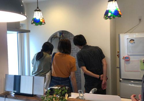 Mamanの家のオーナーズハウス見学会を開催。34sをカスタマイズしたかわいいお家を見学。【酒田鶴岡で新築、デザイン住宅、リノベーションの工務店 ナチュラル工房伊藤住宅】
