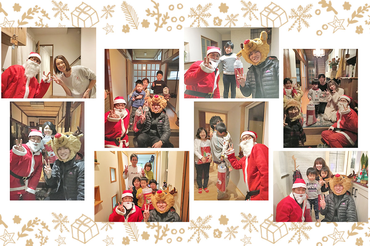 no3.毎年恒例!ナチュラル工房からクリスマスプレゼントをお届けしました♪【酒田鶴岡で新築、デザイン住宅、リノベーションの工務店 ナチュラル工房伊藤住宅】