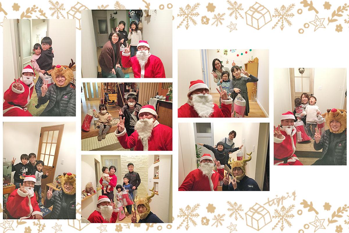 no5.毎年恒例!ナチュラル工房からクリスマスプレゼントをお届けしました♪【酒田鶴岡で新築、デザイン住宅、リノベーションの工務店 ナチュラル工房伊藤住宅】