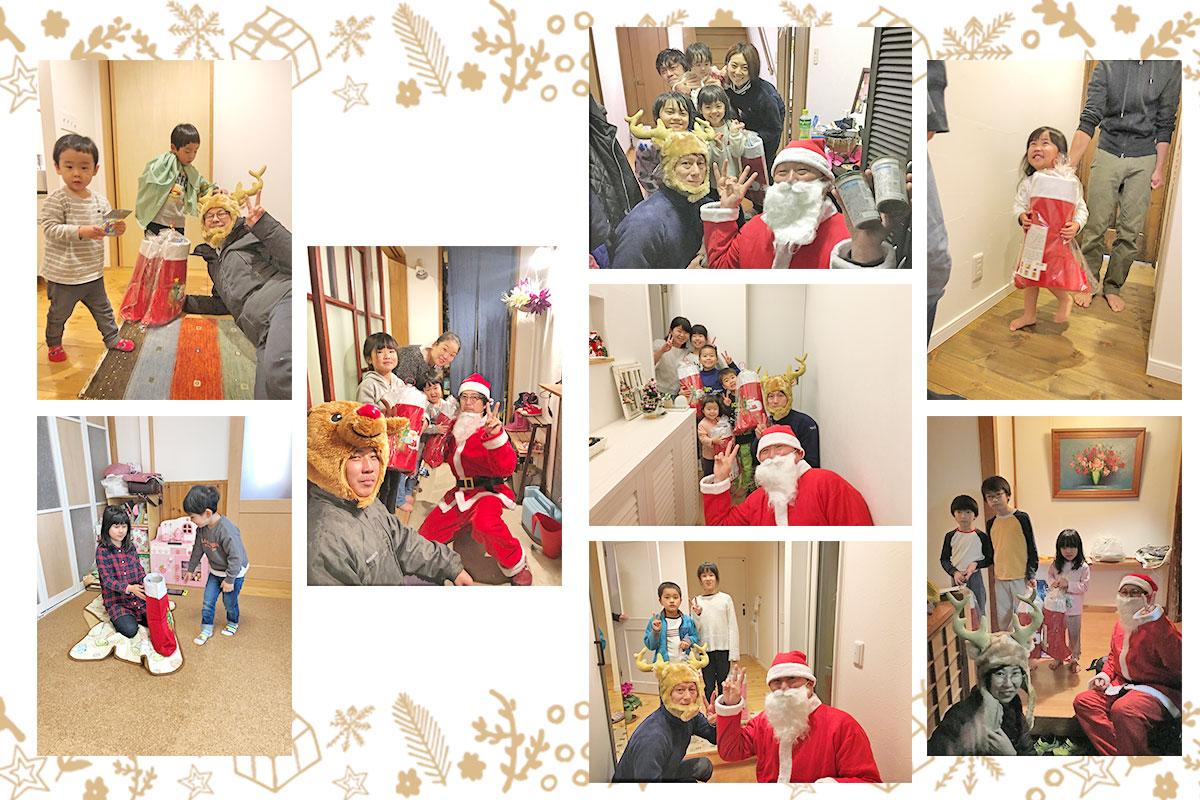 no6.毎年恒例!ナチュラル工房からクリスマスプレゼントをお届けしました♪【酒田鶴岡で新築、デザイン住宅、リノベーションの工務店 ナチュラル工房伊藤住宅】