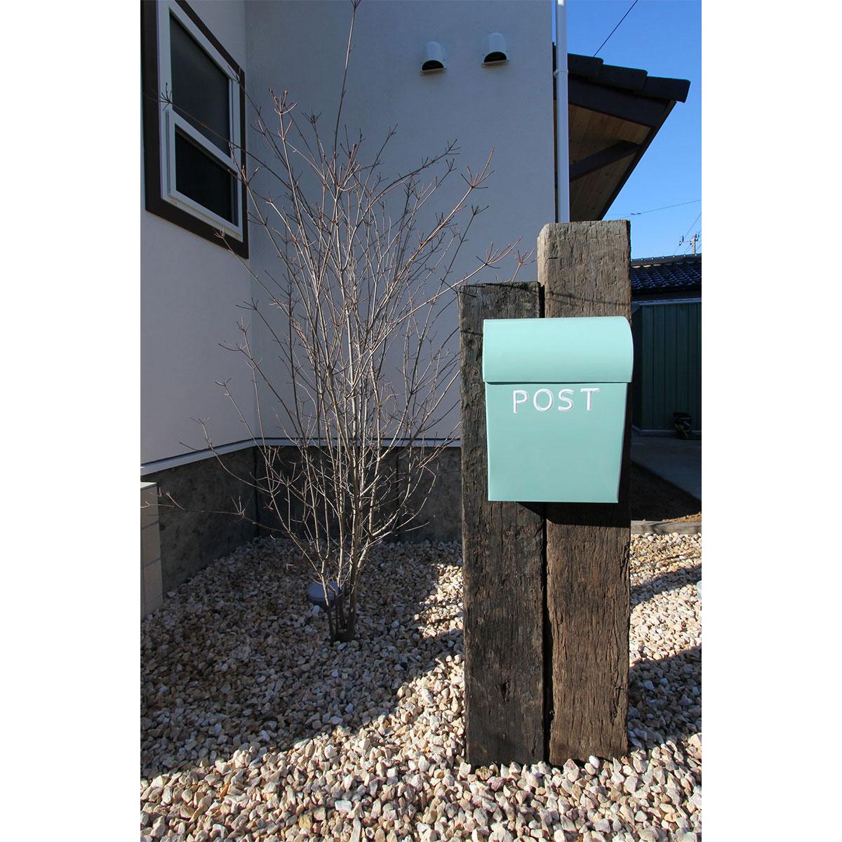 北欧雑貨のメールボックス(ポスト)