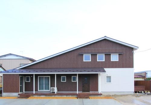 完全二世帯住宅の家づくりストーリー