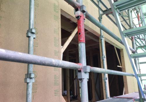 ハイベストウッドと木造軸組工法の耐震性に優れた家