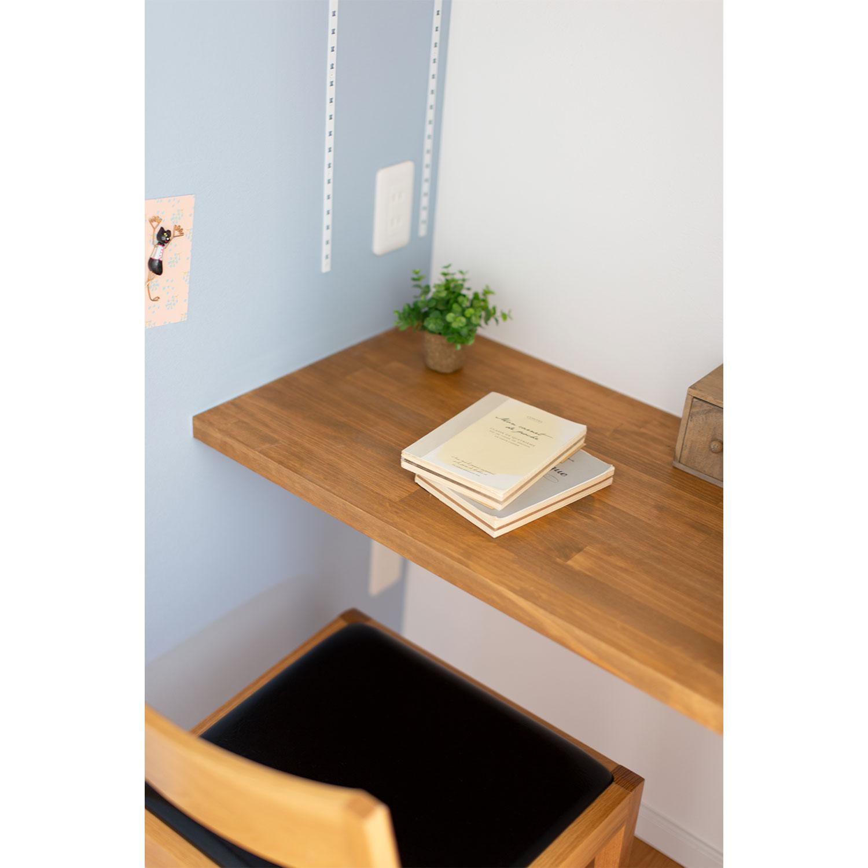 リモートワークにも使える書斎