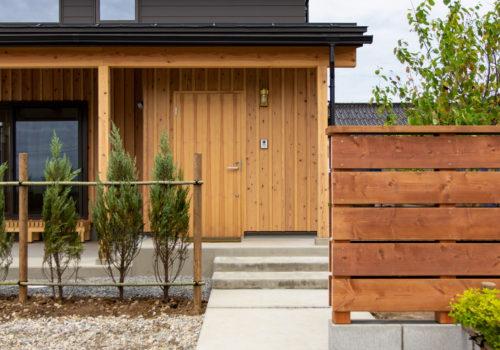 三川町にて自然素材を生かしたお家の完成見学会開催
