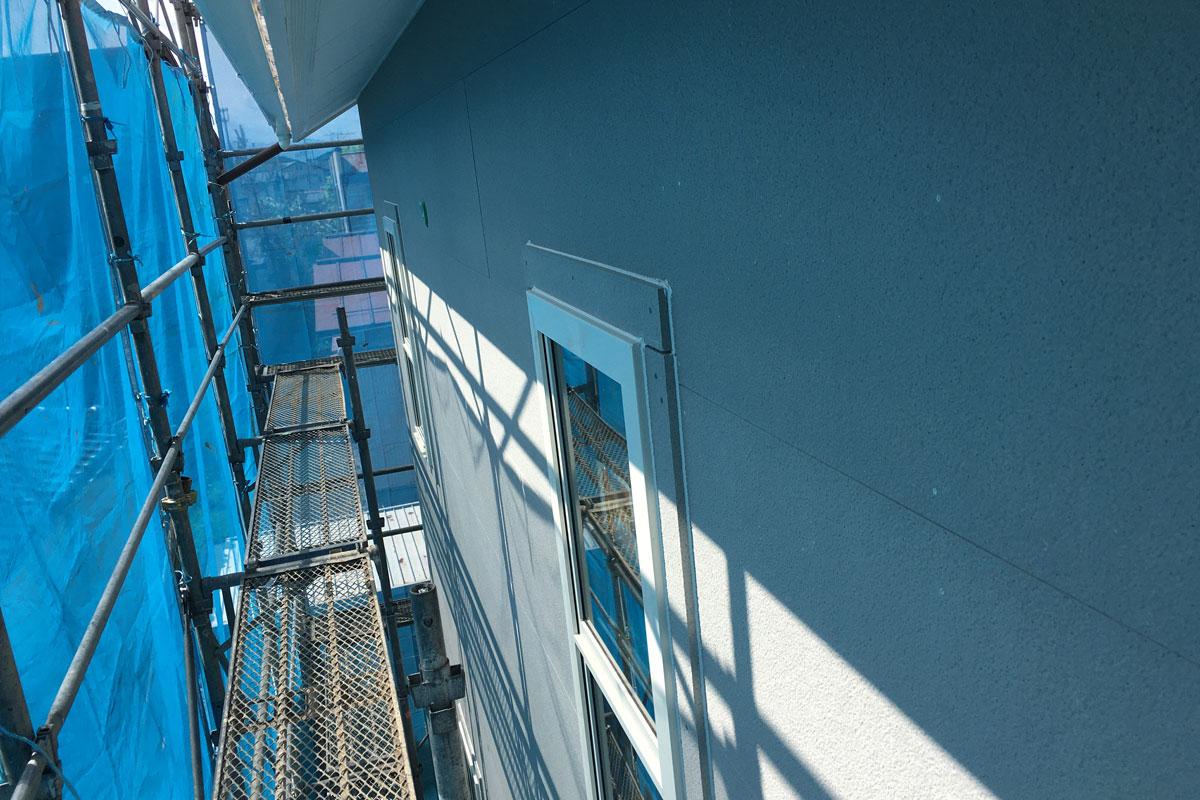sto塗り壁の専用下地